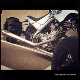 Yamaha Raptor 700 Drag Exhaust Pipe Systems