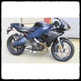 Buell Motorcycle 1125R Slip On Exhaust System