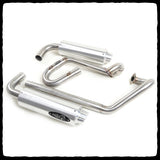 Polaris RZR 800 Full Dual Exhaust System
