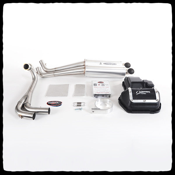 EHS Racing Big 3 Package for 2014-2015 Grizzly 700 - Front with DEI