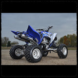 Yamaha Raptor 700 Dual Exhaust System for 2015+ Models