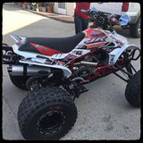 Honda TRX 450 06+ with ROUND can 1