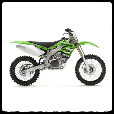 Kawasaki KX 450F Full Single Exhaust System