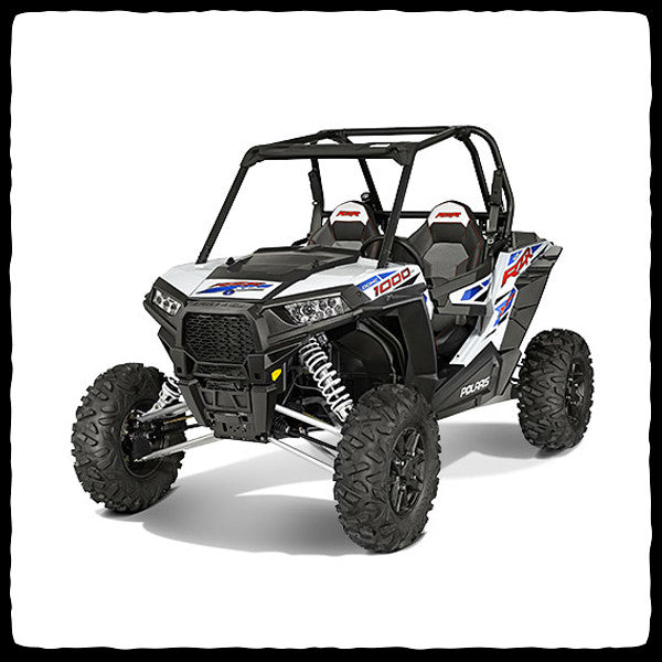 Polaris RZR XP 1000 Full Dual Exhaust System