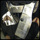 Snowmobile Engine Cowling with DEI Reflect-A-Cool