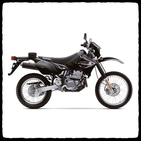Suzuki DR-Z 400 Full Single Exhaust System