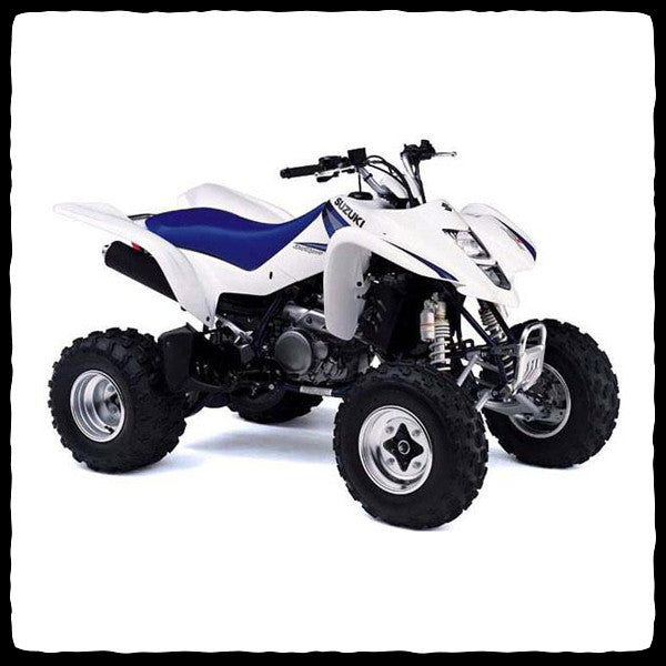 suzuki ltz 400 atv full single exhaust system barker 39 s exhaust barker 39 s performance. Black Bedroom Furniture Sets. Home Design Ideas