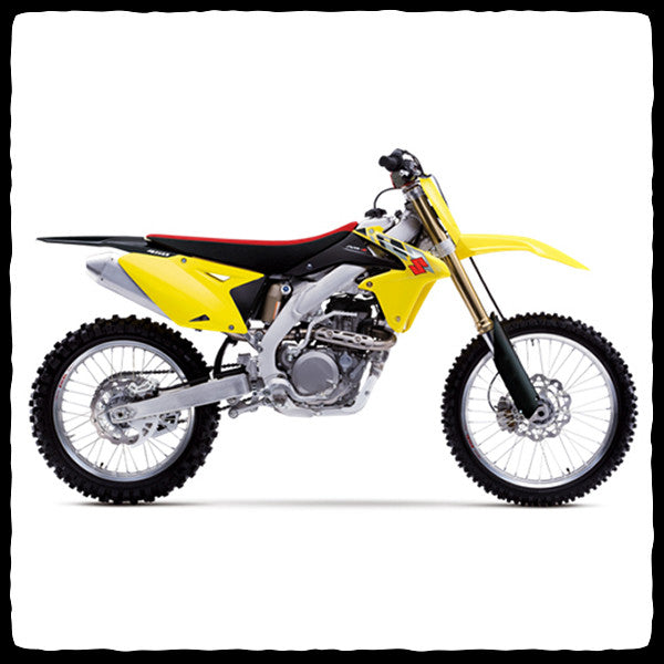 Suzuki RM-Z450 Barkers Full Single Exhaust System