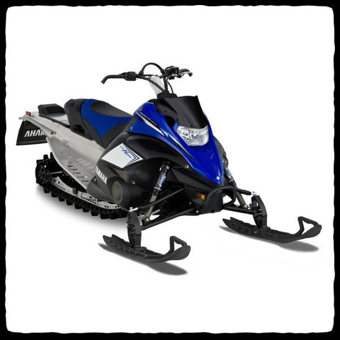 Yamaha Nytro Snowmobile Slip On Exhaust System