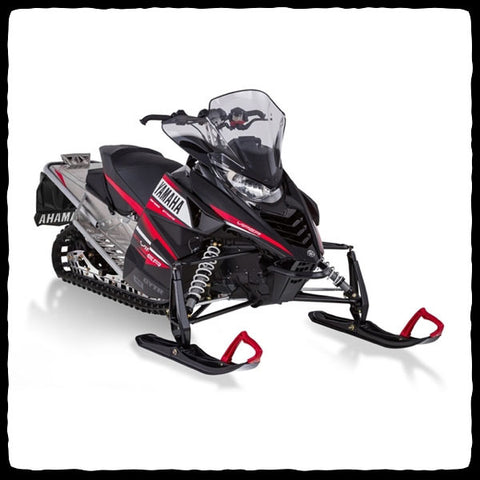 Yamaha Snowmobile Exhaust Systems - Barker's Exhaust