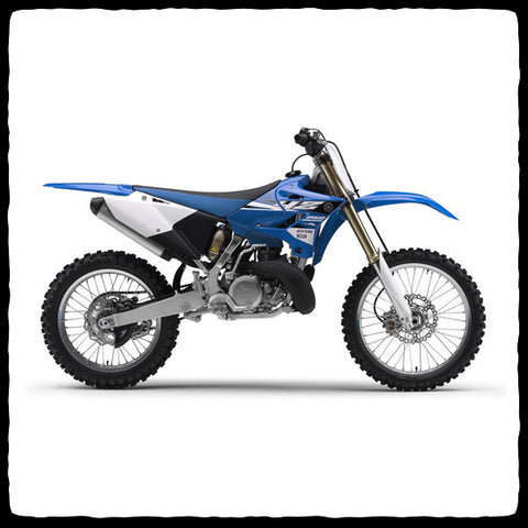 Yamaha YZ 250F Full Single Exhaust System