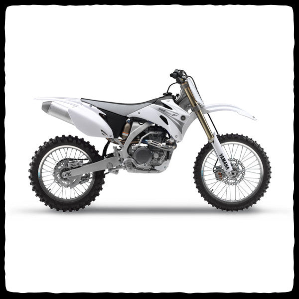 Yamaha YZ 450F Full Single Exhaust System for 2006-2009