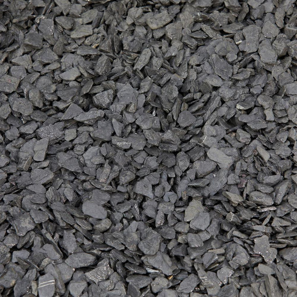 Charcoal Grey Slate 20mm Bulk Bag