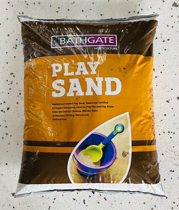Children's Play Area Pit Sand 25kg Bags