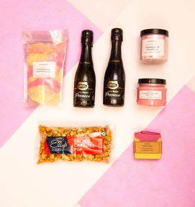 Pamper Hamper - Bubbles and Pop