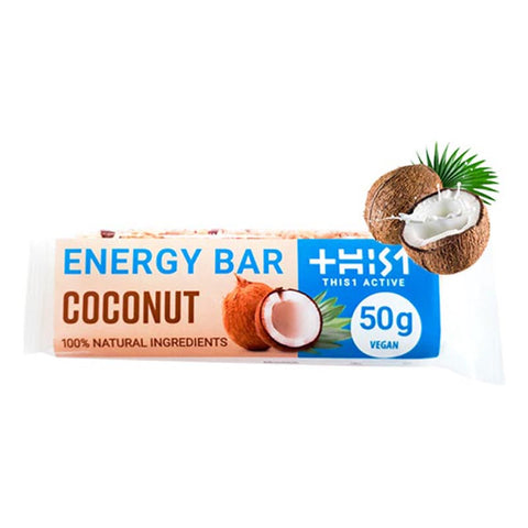 COCOS RIEGEL VEGAN 50G - THIS1 NUTRITION