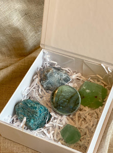 """Ready To Fill"" Gift Box - Create Your Own Healing Crystal Gift Set"