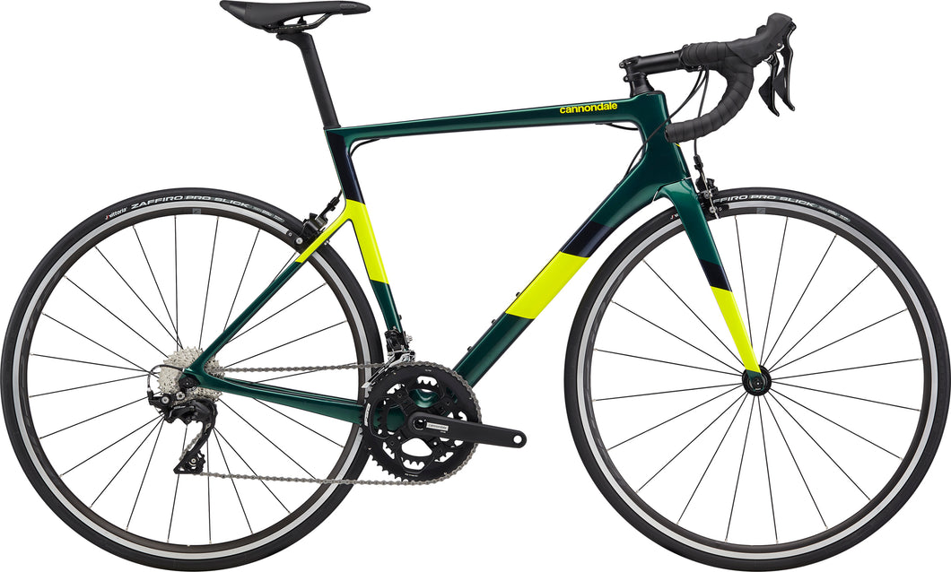 Cannondale Super Six EVO 105 Carbon Frame Race Road Bike Shimano