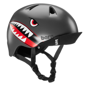 Bern - Nino - Youth Helmet -