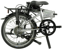 Load image into Gallery viewer, Dahon Mariner D8 Folding Hybrid Bike City Commuter Shimano Fender Rack