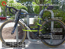 Load image into Gallery viewer, Ottolock Go-Anywhere Cinch Lock 30 in