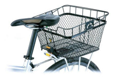 Load image into Gallery viewer, Topeak MTX Rear Cargo Basket Wire Bike Basket