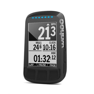 Wahoo Elemnt Bolt Stealth Edition Cycling GPS Computer