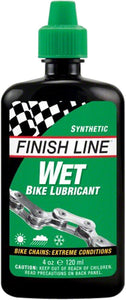 Finish Line Wet Lubricant 4oz