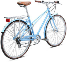 Load image into Gallery viewer, Fuji League Step Through Mixte Bike Shimano