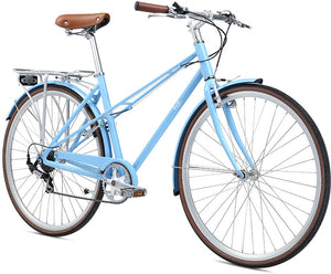 Fuji League Step Through Mixte Bike Shimano