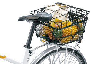Topeak MTX Rear Cargo Basket Wire Bike Basket