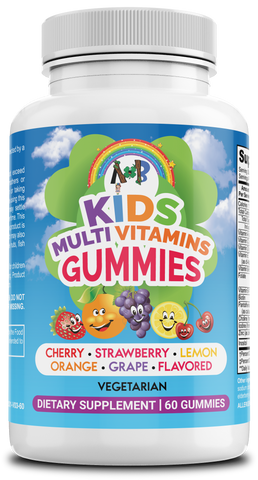 Kids Multi Vitamins Gummies