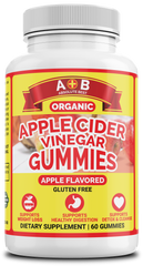 Apple Cider Vinegar Gummies Organic