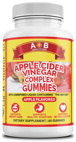 "Apple Cider Vinegar Gummies W/ ""The Mother"""