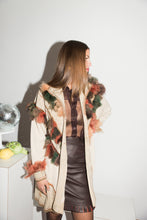 Load image into Gallery viewer, Roberto Cavalli 1970s Feathered Coat