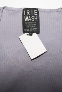 Irie Wash 2000's Round Neck Top in Lilac