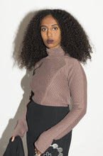 Load image into Gallery viewer, Stella McCartney Y2K Knitted Turtleneck Top