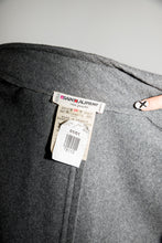 Load image into Gallery viewer, Yves Saint Laurent 90's grey wool coat