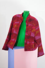 Load image into Gallery viewer, No Label 90's  Hand-Knitted Jacket