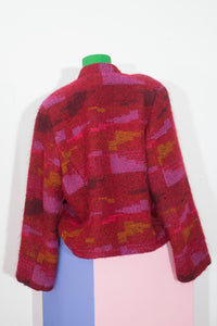 No Label 90's  Hand-Knitted Jacket