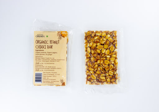 Peanut Chikki Bar (40 GM)