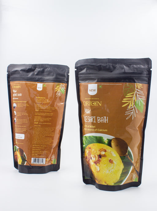 Millet Kesari Bath (180 GM)