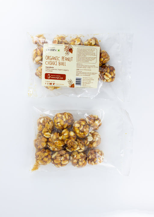 Peanut Chikki Ball (100 GM)