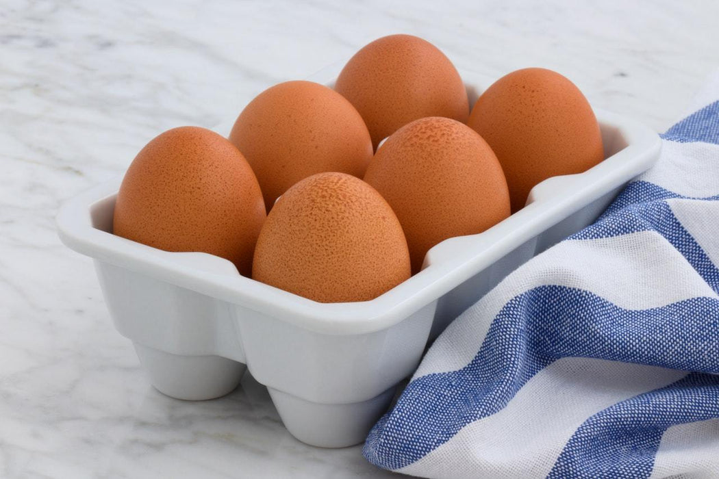Brown Eggs (6 Pieces)