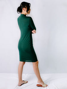 Andi midnight green back