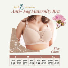 Load image into Gallery viewer, Anti-Sag Maternity Bra