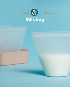 Reusable Milk Bags Bundle (5)