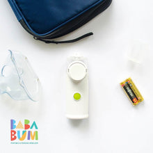 Load image into Gallery viewer, Bababum Portable Ultrasonic Nebulizer