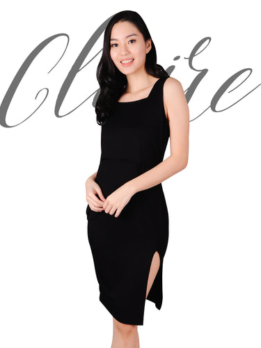 Claire black cover