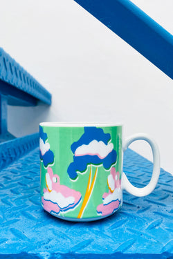 CGH005 || FUWA FUWA CUP IN MINT